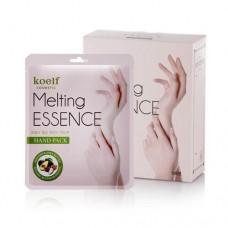 Маска-перчатки для рук с маслами и экстрактами Koelf Melting Essence Hand Pack