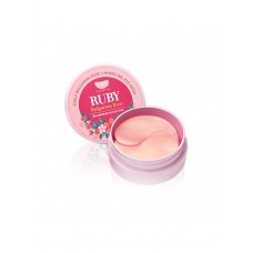 Гидрогелевые патчи Koelf Hydro Gel Eye Patch-Ruby Bulgarian Rose