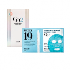 Карбокситерапия Esthetic House Secret19 CO2 Esthetic Formula Carbonic Mask