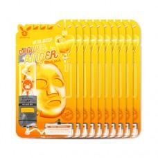 Зволожуюча тканинна маска вітамінна Elizavecca Vita Deep Power Ringer Mask Pack