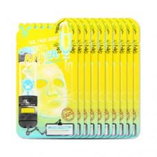 Увлажняющая тканевая маска с чайным деревом Elizavecca Face Care Tea Tree Deep Power Ringer Mask Pack
