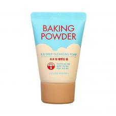 Пенка для глубокого очищения Etude House Baking Powder BB Deep Cleansing Foam 30 ml
