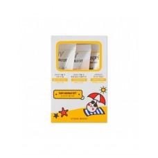 Солнцезащитный мини-набор Etude House Sun Minimi Set 3 items