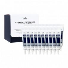 Сыворотка-клей для посечённых кончиков волос La'dor Keratin Power Glue