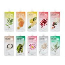 Компактные ночные маски для лица Missha Pure Source Pocket Pack