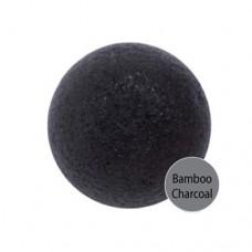 Cпонж конняку с бамбуковым углем Missha Natural Soft Jelly Cleansing Puff Bamboo Charcoal