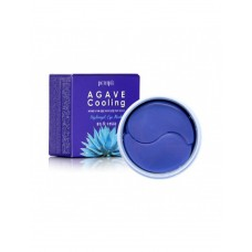 Гидрогелевые патчи Petitfee Agave Cooling Hydrogel Eye Mask