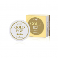 Гидрогелевые патчи Petitfee Premium Gold and EGF Eye Patch