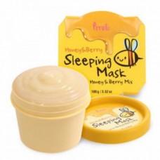 Ночная маска с медом и лесными ягодами Prreti Honey & Berry Sleeping Mask