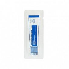 Крем с морской водой для глубокого увлажнения кожи Purito Deep Sea Pure Water Cream Sample