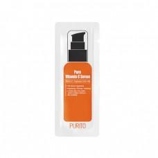 Высококонцентрированная сыворотка с витамином С Purito Pure Vitamin C Serum Sample