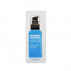 Сыворотка с 90% гиалуроновой кислоты для интенсивного увлажнения Purito Pure Hyaluronic Acid 90 Serum Sample