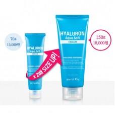 Увлажняющий крем для лица Secret Key Hyaluron Aqua Micro-Peel Cream