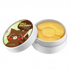 Гидрогелевые патчи Secret Key Gold Racoony Hydrogel Eye & Spot Patch