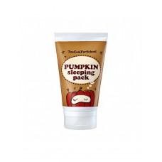 Ночная маска с экстрактом тыквы Too Cool For School Pumpkin Sleeping Pack 100 ml