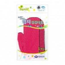 Мочалка-пилинг рукавичка Tamina Gloves Towel