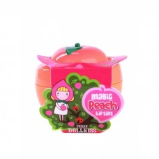 Бальзам для губ с персиковым ароматом Urban Dollkiss magic Soft Lip Balm Peach 6,5 гр