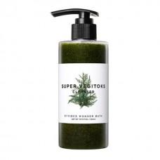 Универсальное детокс очищение для лица Chosungah By vibes Wonder Bath Super Vegitoks Cleanser Green
