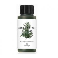 Универсальное детокс очищение для лица Wonder Bath Super Vegitoks Cleanser Green Mini 30 ml