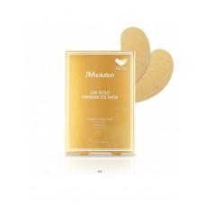 Премиум-патчи для век с золотом JMsolution 24K Gold Premium Eye Mask