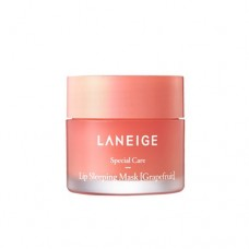 Ночная восстанавливающая маска для губ Laneige Lip Sleeping Mask Grapefruit