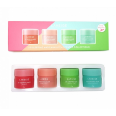Набор ночных масок для губ Laneige Lip Sleeping Mini Kit (4 pcs)
