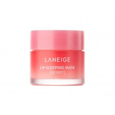 Ночная восстанавливающая маска для губ Laneige Lip Sleeping Mask Berry
