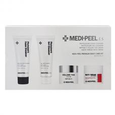 Омолаживающий набор средств с пептидами Medi-peel Premium Daily Care Kit Miniature