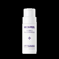 Энзимная пудра для умывания с коллагеном Medi-peel Bubble Wash Powder