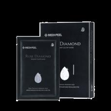 Маска с алмазной пудрой для сияния кожи Medi-peel Rose Diamond Mask