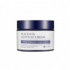 Питательный крем для лица с плацентарной вытяжкой Mizon Placenta Ampoule Cream