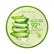 Универсальный увлажняющий гель Nature Republic Soothing & Moisture Gel Aloe Vera