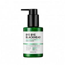Кислородное очищающее средство против чёрных точек Some By Mi Bye Bye Blackhead Bubble Cleanser