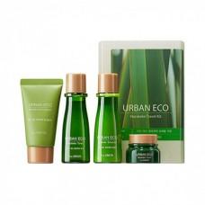 Набор миниатюр для лица The Saem Urban Eco Harakeke Travel 4 Kit